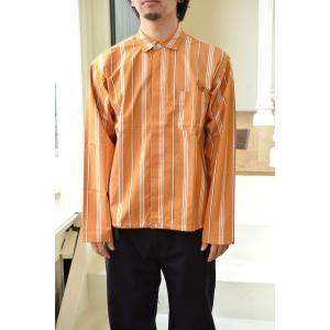 【WELLDER|ウェルダー】【素材構成】コットン100% :   ・裾に施されたドローコードの絞り...