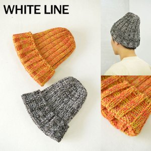 【WHITE LINE|ホワイトライン メンズ】【セール30%OFF】WL KNIT CAP/WLO-1901*HA#GH*|arthur