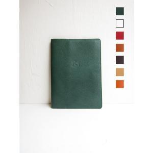 【IL BISONTE|イルビゾンテ】A5レザーノートカバー/5412305198*GB【納期表示カラーはご予約】#IB|arthur