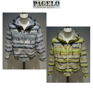 PAGELO/春夏/21新/50%OFF/ボタニカル パーカーブルゾン/M・L・LLサイズ/イエロー・グレー/大きいサイズ/合繊素材/人気モデル|artigiano-uomo