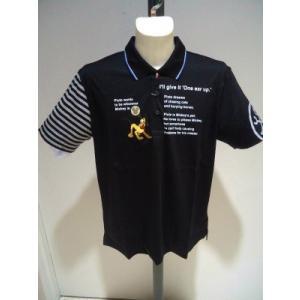 CASTEL BAJAC /春夏/30%OFF/ 半袖 ポロシャツ /50(2L)・48(L)/ブラック/大きいサイズ/日本製/綿100% artigiano-uomo