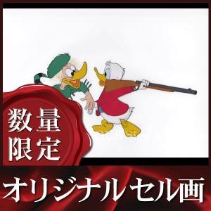 ディズニースタジオにより、1955年に制作された「No Hunting」のオリジナルセル画です。実際...