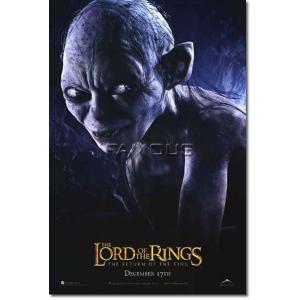 映画『ロード・オブ・ザ・リング 王の帰還』の枚数限定&両面印刷オリジナルポスターです。配給会社が、枚...