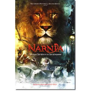 映画『ナルニア国物語/第1章:ライオンと魔女』の枚数限定&両面印刷オリジナルポスターです。配給会社が...