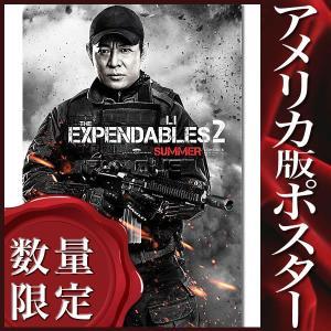 映画ポスター エクスペンダブルズ2 (ジェットリー) グッズ /DS artis