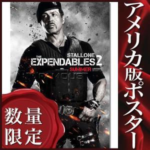 映画ポスター エクスペンダブルズ2 (シルベスタースタローン) グッズ /両面印刷 artis