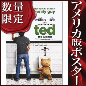 映画ポスター テッド (ted グッズ) /ADV-DS|artis