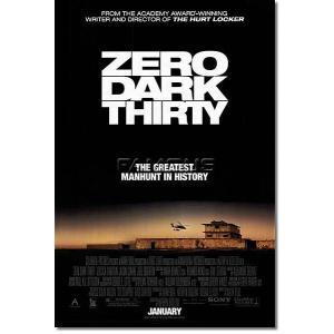 映画『ゼロ・ダーク・サーティ』の枚数限定&両面印刷オリジナルポスターです。配給会社が、枚数限定で、各...