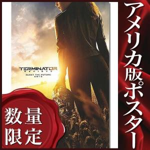 【限定枚数】【初版】【両面プリント】『ターミネーター:新起動/ジェニシス』のオリジナルポスターです。...