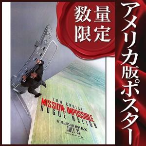 映画ポスター ミッション:インポッシブル/ローグネイション グッズ トムクルーズ /DS