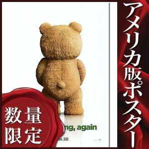 ポスター テッド2 ted 映画 グッズ /インテリア おしゃれ フレームなし /ADV-両面|artis