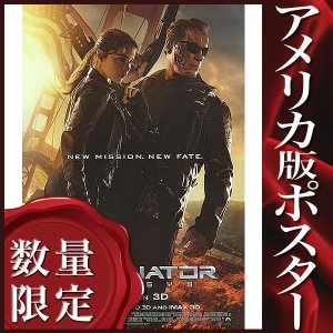 【限定枚数】【初版】『ターミネーター:新起動/ジェニシス』の映画オリジナルポスターです。配給会社が、...