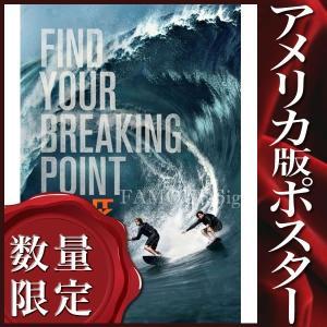 映画ポスター X-ミッション Point Break /ハートブルー リメイク /インテリア おしゃれ フレームなし /ADV 両面|artis