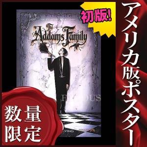 映画ポスター アダムスファミリー グッズ /インテリア アート おしゃれ フレームなし /ADV-片...