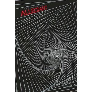 映画ポスター ダイバージェントFINAL Allegiant /モノクロ インテリア おしゃれ フレームなし /C-両面|artis|02