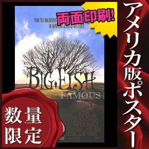 【限定枚数】【初版】『ビッグ・フィッシュ』の映画オリジナルポスターです。【両面印刷バージョン】配給会...