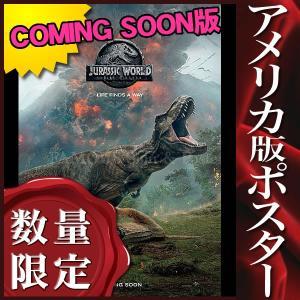 映画ポスター ジュラシックワールド 炎の王国 Jurassic World Fallen Kingdom クリスプラット /インテリア アート おしゃれ フレームなし /ADV-C-両面|artis