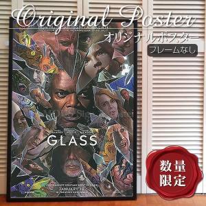 映画ポスター ミスターガラス Glass グラス Mナイトシャマラン 監督 /インテリア アート おしゃれ フレームなし /2nd ADV-両面|artis