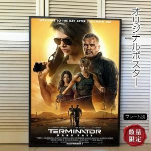 【限定枚数】【初版】『ターミネーター ニュー・フェイト』の映画オリジナルポスターです。配給会社が、枚...