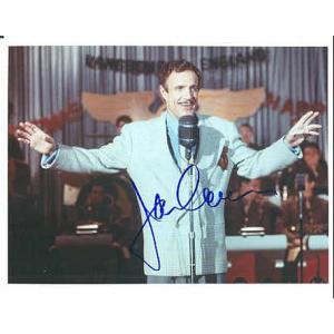 ジェームズ・カーン直筆のサインが入ったスチール写真です。安心の一生涯保証付きのオートグラフ(直筆サイ...