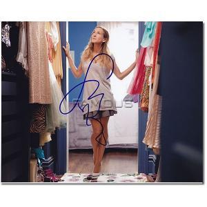 直筆サイン入り写真 サラジェシカパーカー (セックスアンドザシティ) 映画グッズ|artis