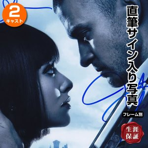 直筆サイン入り写真 TIME/タイム (アマンダ・セイフライ...