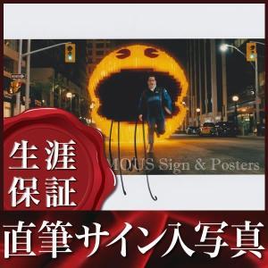 直筆サイン入り写真 ジョシュギャッド (ピクセル 映画グッズ)|artis