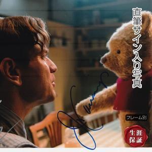 【 証明書(COA)・保証書付き 】ユアン・マクレガー、ジム・カミングス直筆のサインが入った、映画『...