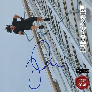 直筆サイン入り写真 ミッション:インポッシブル/ゴースト・プロトコル m:i グッズ イーサン・ハン...