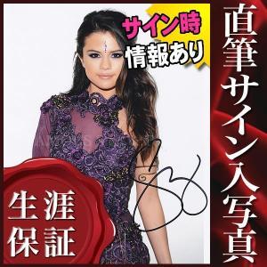 【 証明書(COA)・保証書付き 】セレーナ・ゴメス (セレナ・ゴメス/Selena Gomez)直...