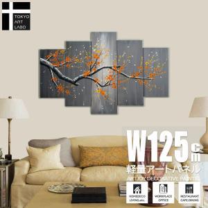 【大型 壁面装飾 抽象アート】  ●複数のパネルを組合わせて、完成させるNEWスタイルなインテリアア...