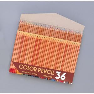 [ ゆうパケット可 ]  ナチュラル 色鉛筆 36色セット 【 デッサン スケッチ 絵画 色鉛筆 鉛筆 色えんぴつ 】 artloco