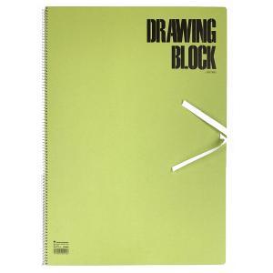 マルマン スケッチブック オリーブシリーズ 20枚綴 B3 S2A 【 スケッチ ノート 用紙 】|artloco