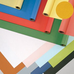 ジャンボロール画用紙R 金 900mmx10m巻 【 紙 色紙 造形 製作 】|artloco