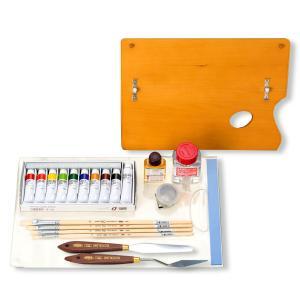 <お取り寄せ品※代引きキャンセル不可> ホルベイン 油絵の具スケッチセット STビニール袋2Dセット  【 油絵の具 油彩画 油彩 絵画 えのぐ 絵の具 】|artloco