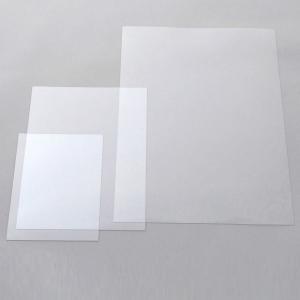 透明硬質PET板 ペット樹脂 大 【 凹版 版画 ドライポイント 樹脂 】|artloco