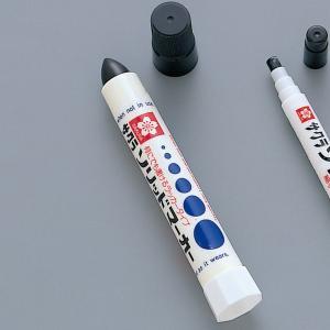 [ ゆうパケット可 ] ソリッドマーカー 油性 SC-P 黒 太 【 版画 リトグラフ はんが 木版 】|artloco