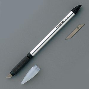 [ ゆうパケット可 ]  タジマ アートナイフ LC-101B型 替刃内蔵式 【 デザインナイフ カッター 切り絵 】|artloco