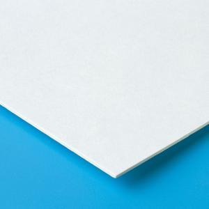 スチレンボード 厚さ1mm 400x550mm 1枚 【 パネル スチレン ボード 描画用紙 】|artloco
