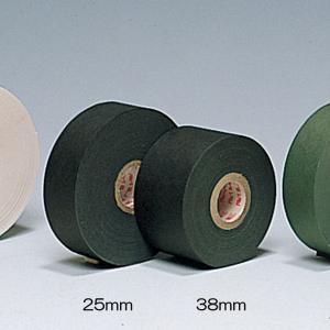 水貼り用 ミューズテープ 幅38mm 35m巻 黒 【 パネル カバー 描画用紙 】|artloco