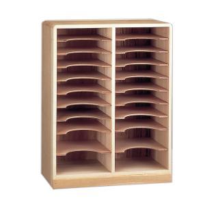 <メーカー直送品※代引きキャンセル不可> 折り紙ケース 5001型 【 用紙 折り紙 整理 棚 】|artloco