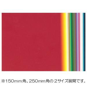 タント折り紙 両面染め 27色 27枚入 250mm角 【 工作 作品 折紙 折り紙 製作 】