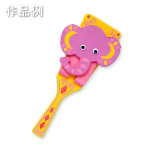 羽子板 (羽根付き) 【 工作 民芸品 昔 おもちゃ 玩具 】|artloco