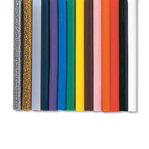[ ゆうパケット可 ]  グルースティック カラー単色 12本入【 、グルーガン ホットメルト 接着 手芸 】|artloco