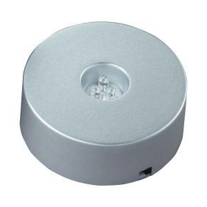 LEDライト 3灯丸型 テスト用電池付き 【 工作 光源 ランプシェード LED 】|artloco