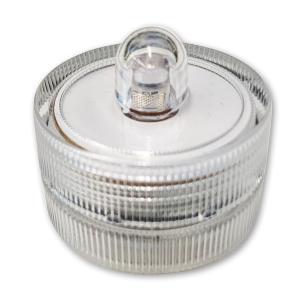 [ メール便可 ] LEDミニカラフルライト 直径約3cm テスト電池付 1個