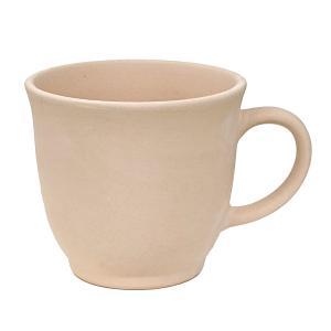 素焼きのコーヒーカップ 【 陶芸 器 素焼き コーヒーカップ 陶器 】|artloco