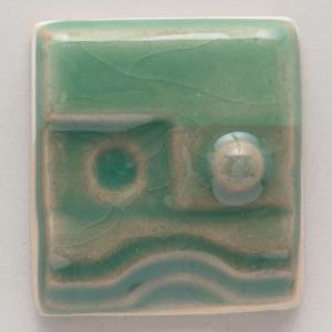 本焼用釉薬 青磁釉 3L溶液 【 陶芸 粘土 絵付け 釉薬 】|artloco