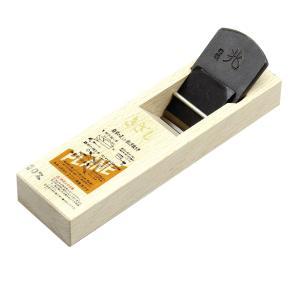 平かんな 兆(きざし) 50mm 2枚刃 【 木工 木彫 木工具 かんな 平かんな 】|artloco
