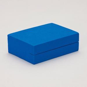サンドペーパー台 スポンジファイル 溝付き 【 木工 木彫 木工具 紙やすり ホルダー 】|artloco